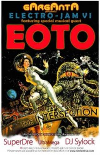 GARGANTA presents Electro Jam VI featuring EOTO
