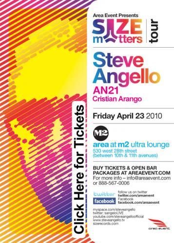 Steve Angello @ M2 Ultra Lounge