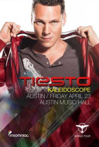 Tiesto @ Austin Music Hall