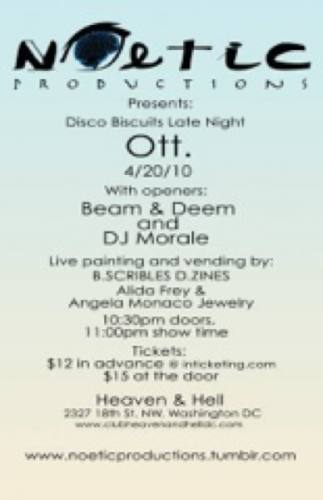Ott (Disco Biscuits after party)