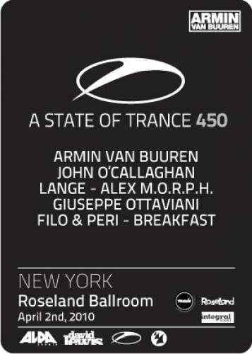 Armin van Burren - ASOT 450 Celebration (4/3)