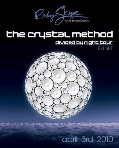 The Crystal Method @ Ruby Skye