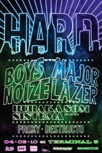 HARD NYC - 4/3