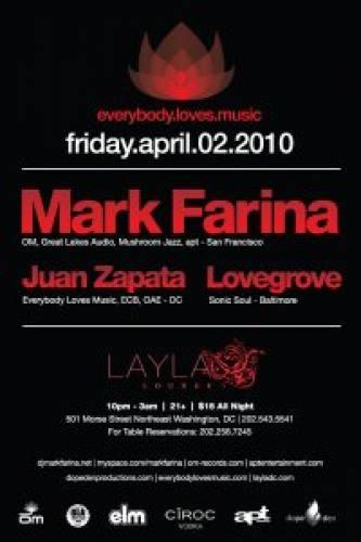 Mark Farina @ Layla