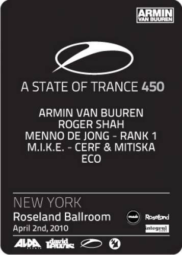 Armin van Burren - ASOT 450 Celebration (4/2)