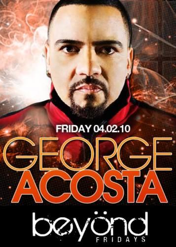 George Acosta @ Shark Club
