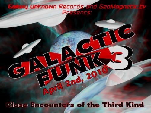 Galactic Funk 3