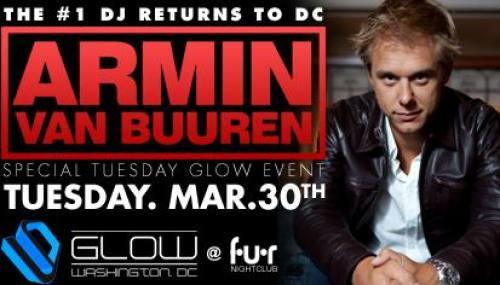 GLOW @ f.u.r. w/ Armin van Buuren