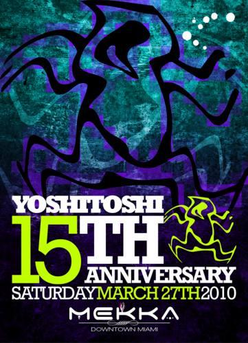Yoshitoshi 15th Anniversary