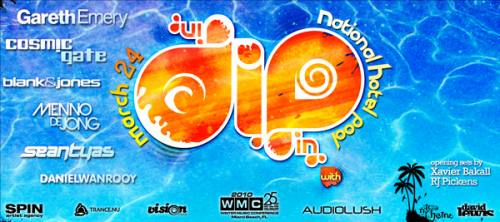 DiP iN Pool Party Presented By Vision Nightclub and AUDiOLUSH
