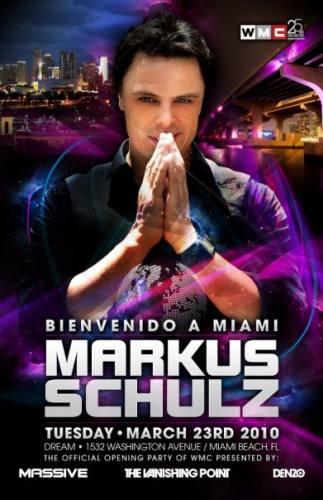 Bienvenido A Miami w/ Markus Schulz