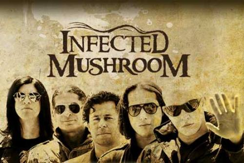 INFECTED MUSHROOM @ THE RAVE