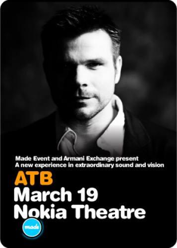 ATB @ Nokia Theatre