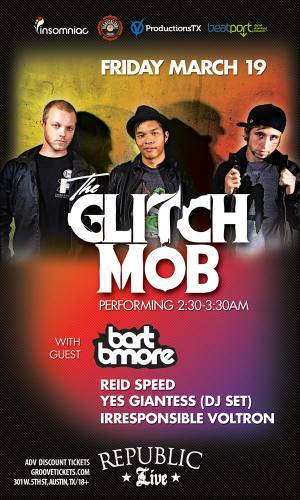 The Glitch Mob @ Republic Live