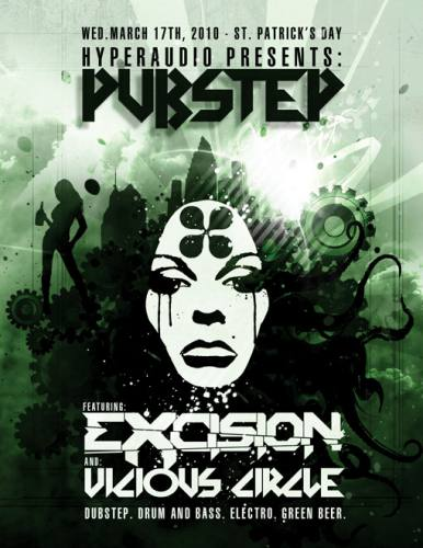 Hyperaudio presents Pubstep featuring Excision