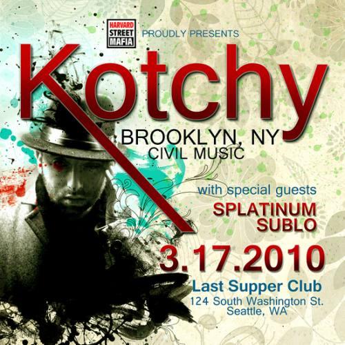 Kotchy! FREE @ LSC w/ Splatinum