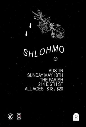 Shlohmo @ The Parish