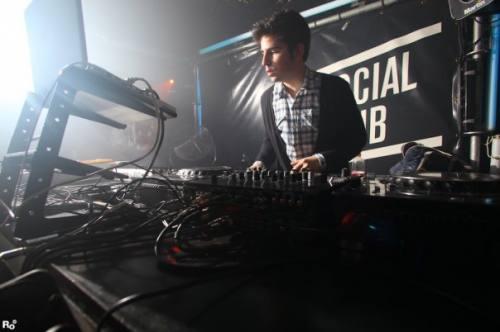 Felix Cartal @ W Lounge