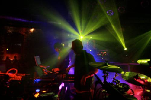 Archnemesis: Late Night after STS9