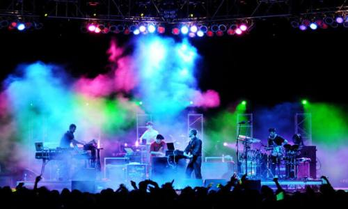 STS9 @ The Music Farm