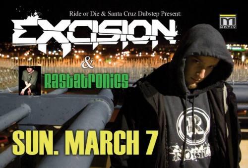 Excision + Rastaronics @ Motiv