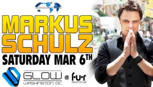 GLOW @ f.u.r. w/ Markus Schulz