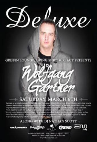 Wolfgang Gartner @ Griffin Lounge