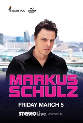Markus Schulz @ Stereo Live