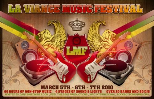 LMF 2010: La Viance Music Festival