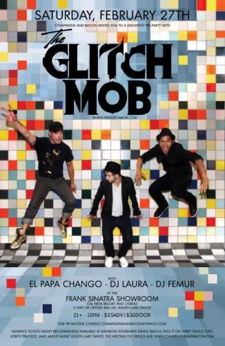 The Glitch Mob @ Cal Neva Resort and Casino
