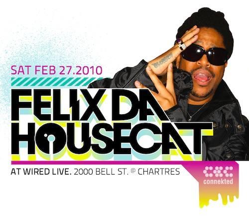 Felix Da Housecat @ Wired Live