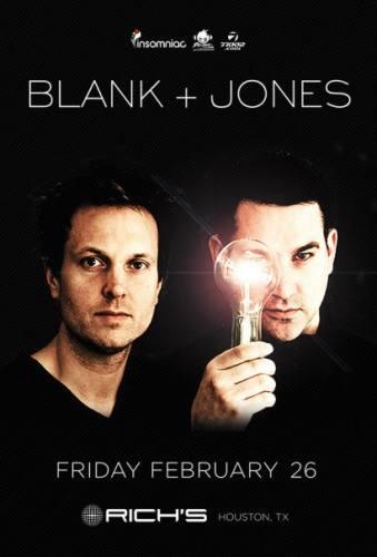 BLANK & JONES @ RICH'S