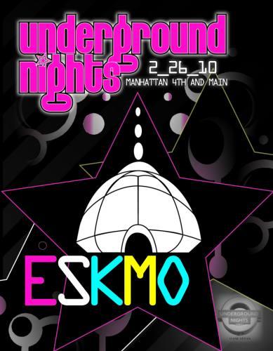 Underground Nights presents: Eskmo