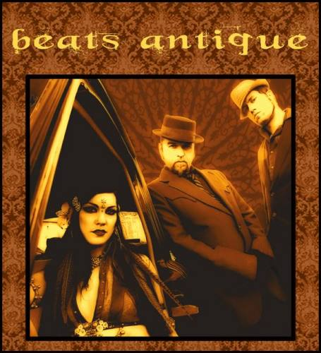 Beats Antique @ The Catalyst (Opening for Les Claypool)