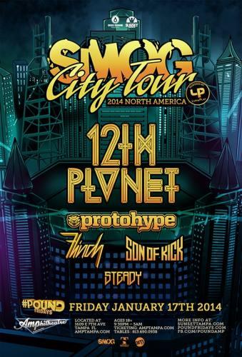 12th Planet @ Amphitheatre Event Facility