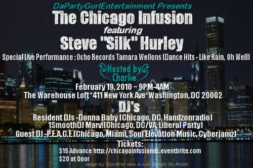 The Chicago Infusion in DC