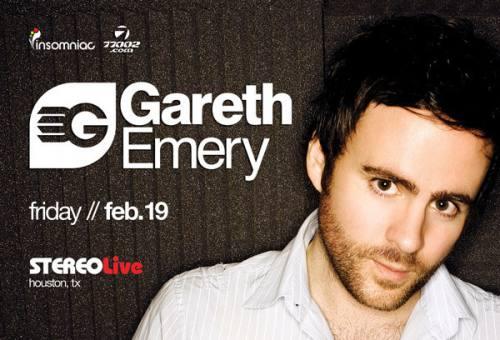 Gareth Emery @ Stereo Live
