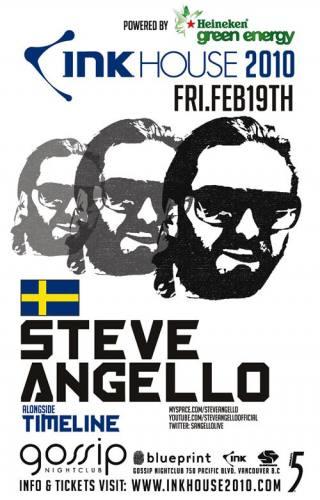 Steve Angello @ Gossip