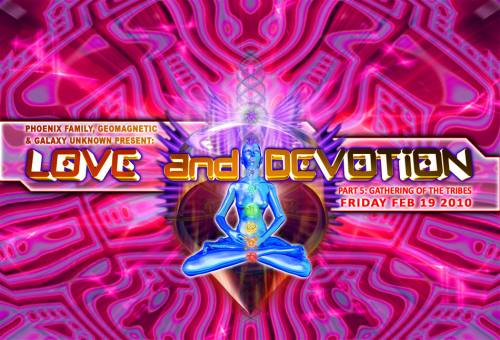 Love and Devotion 5: Gathering of the Tribes