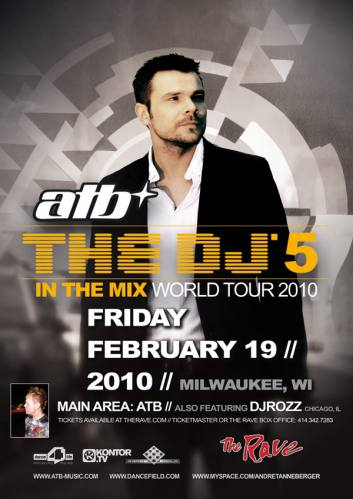 ATB @ The Rave