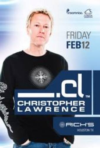 Christopher Lawrence @ Rich's