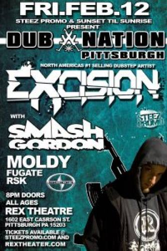 Excision @ Rex Theater