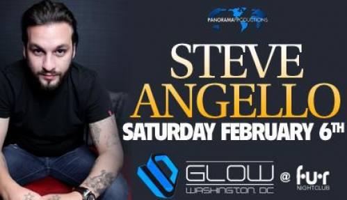 GLOW @ f.u.r. w/ Steve Angello