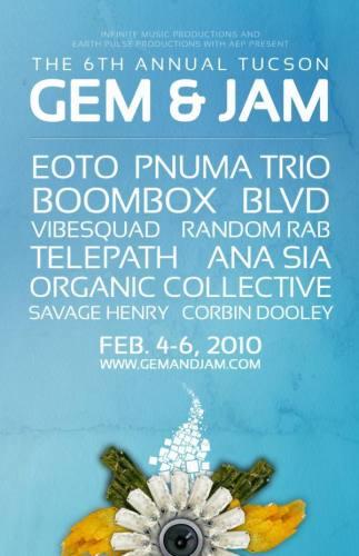 Tucson Gem & Jam: 2/6/10