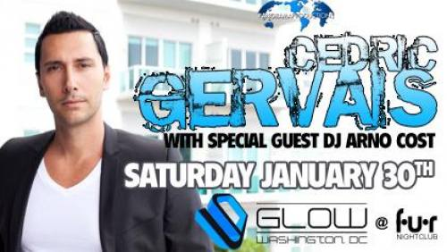 Panorama Productions presents Cedric Gervais