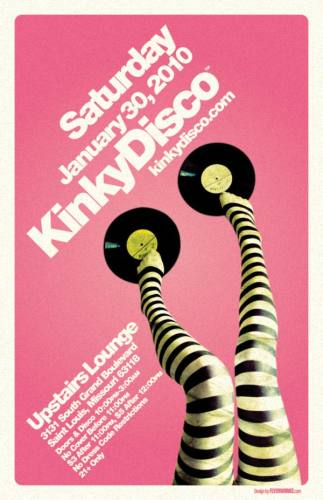 Kinky Disco w/ Scotty Mac