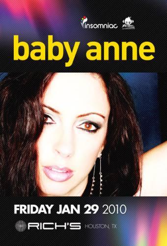 Baby Anne @ Rich's