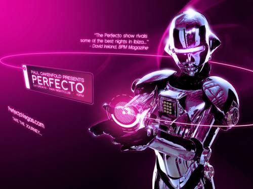 PERFECTO Vegas ft. Darude & Kenneth Thomas