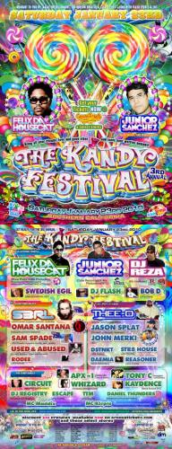 THE KANDY FESTIVAL - 3RD ANNUAL