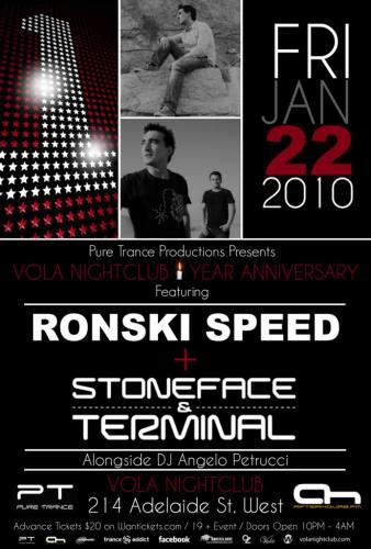Vola Nightclub 1 Year Anniversay
